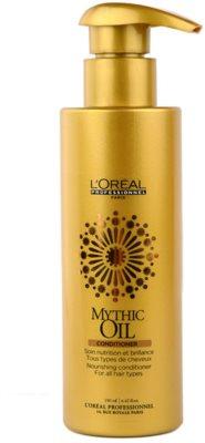 L'Oréal Professionnel Mythic Oil поживний кондиціонер для всіх типів волосся