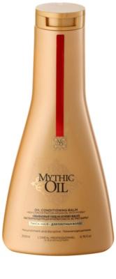 L'Oréal Professionnel Mythic Oil balsam pentru par gros si indisciplinat.