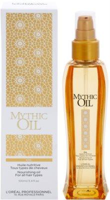 L'Oréal Professionnel Mythic Oil подхранващо масло за всички видове коса 2