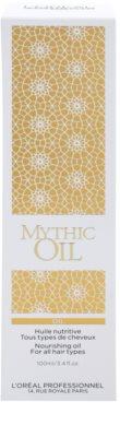 L'Oréal Professionnel Mythic Oil nährendes Öl für alle Haartypen 3
