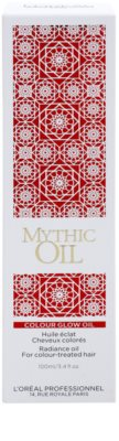 L'Oréal Professionnel Mythic Oil ulei pentru stralucire pentru par vopsit 3