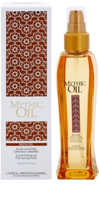 L'Oréal Professionnel Mythic Oil Öl für widerspenstiges Haar 2