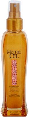 L'Oréal Professionnel Mythic Oil блестящо масло за тяло и коса