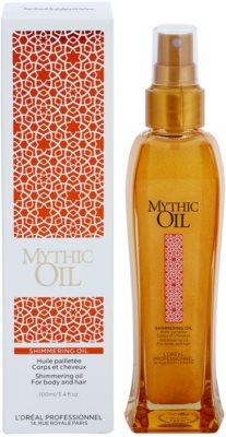 L'Oréal Professionnel Mythic Oil Glitzeröl Für Körper und Haar 1