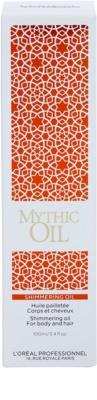 L'Oréal Professionnel Mythic Oil Glitzeröl Für Körper und Haar 2