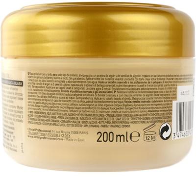 L'Oréal Professionnel Mythic Oil máscara nutritiva para todos os tipos de cabelos 2