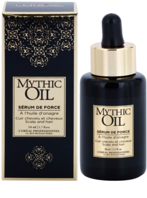 L'Oréal Professionnel Mythic Oil krepilni serum za lase in lasišče 1