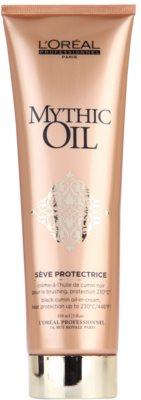 L'Oréal Professionnel Mythic Oil olejový krém pro tepelnou úpravu vlasů