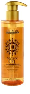 L'Oréal Professionnel Mythic Oil sampon hranitor pentru toate tipurile de par