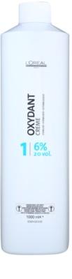 L'Oréal Professionnel Oxydant Creme активираща емулсия
