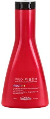 L'Oréal Professionnel Pro Fiber Rectify acondicionador regenerador para cabello fino y normal 1