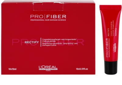 L'Oréal Professionnel Pro Fiber Rectify regenerierende Pflege für feines bis normales Haar