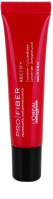 L'Oréal Professionnel Pro Fiber Rectify tratamiento regenerador  para cabello fino y normal 1