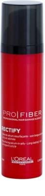 L'Oréal Professionnel Pro Fiber Rectify ser fara clatire pentru par fin si normal