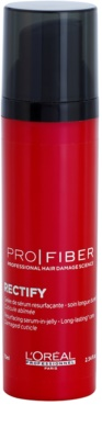 L'Oréal Professionnel Pro Fiber Rectify serum brez izpiranja za tanke do normalne lase