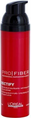 L'Oréal Professionnel Pro Fiber Rectify Serum ohne Ausspülen für feines bis normales Haar 1