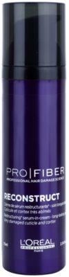 L'Oréal Professionnel Pro Fiber Reconstruct regenerační sérum pro velmi suché a poškozené vlasy