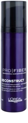 L'Oréal Professionnel Pro Fiber Reconstruct ser regenerator pentru par foarte uscat si deteriorat