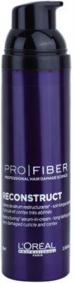 L'Oréal Professionnel Pro Fiber Reconstruct regenerační sérum pro velmi suché a poškozené vlasy 1