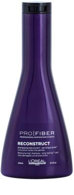 L'Oréal Professionnel Pro Fiber Reconstruct regenerační šampon pro velmi suché a poškozené vlasy