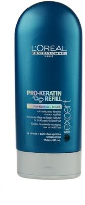 L'Oréal Professionnel Série Expert Pro-Keratin Refill ingrijire pentru par deteriorat