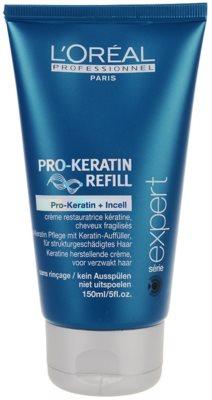 L'Oréal Professionnel Série Expert Pro-Keratin Refill krem regenerujący włosy słabe