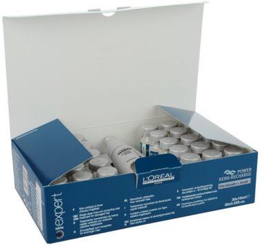 L'Oréal Professionnel Série Expert Pro-Keratin Refill tratamento regenerador  para cabelo enfraquecido