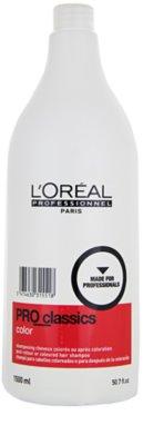 L'Oréal Professionnel PRO classics Shampoo für gefärbtes Haar