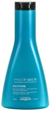 L'Oréal Professionnel Pro Fiber Restore balsam pentru regenerare pentru par degradat sau tratat chimic