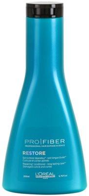 L'Oréal Professionnel Pro Fiber Restore obnovitveni balzam za poškodovane in kemično obdelane lase