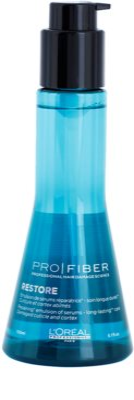 L'Oréal Professionnel Pro Fiber Restore ser revigorant pentru par degradat sau tratat chimic