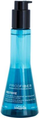 L'Oréal Professionnel Pro Fiber Restore serum regenerująceserum regenerujące do włosów zniszczonych zabiegami chemicznymi