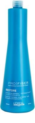 L'Oréal Professionnel Pro Fiber Restore erneuerndes Shampoo für beschädigtes, chemisch behandeltes Haar