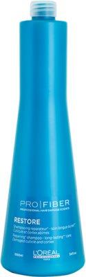 L'Oréal Professionnel Pro Fiber Restore obnovitveni šampon za poškodovane in kemično obdelane lase