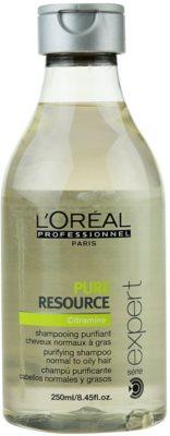 L'Oréal Professionnel Série Expert Pure Resource Shampoo für fettiges Haar