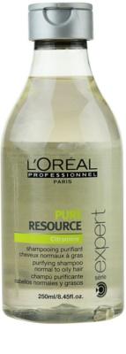 L'Oréal Professionnel Série Expert Pure Resource szampon do włosów przetłuszczających się