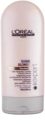 L'Oréal Professionnel Série Expert Shine Blonde kondicionáló szőke hajra