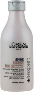 L'Oréal Professionnel Série Expert Shine Blonde champú para cabello rubio