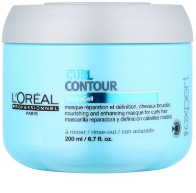 L'Oréal Professionnel Série Expert Curl Contour mascarilla nutritiva para cabello ondulado y con permanente