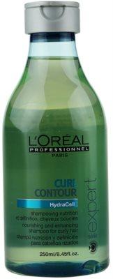 L'Oréal Professionnel Série Expert Curl Contour Shampoo mit ernährender Wirkung für Dauerwelle und welliges Haar