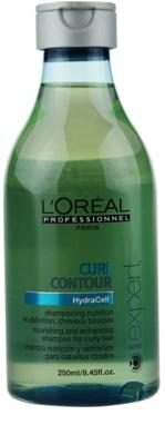 L'Oréal Professionnel Série Expert Curl Contour tápláló sampon hullámos és dauerolt hajra