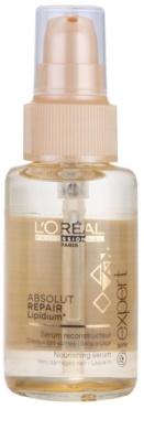 L'Oréal Professionnel Série Expert Absolut Repair Lipidium hranljivi serum za zelo poškodovane lase