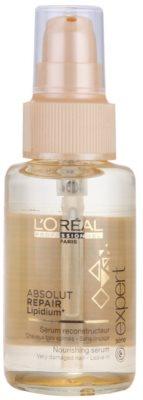 L'Oréal Professionnel Série Expert Absolut Repair Lipidium ser hranitor pentru par foarte deteriorat