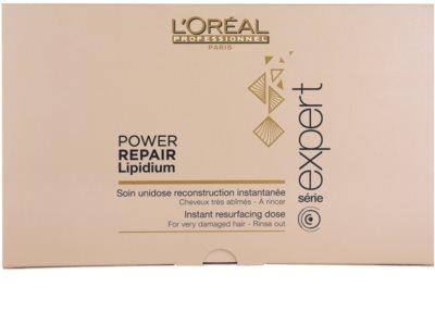 L'Oréal Professionnel Série Expert Absolut Repair Lipidium ingrijire imediata pentru par foarte deteriorat 3