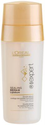 L'Oréal Professionnel Série Expert Absolut Repair Lipidium dvousložkové sérum na roztřepené konečky vlasů