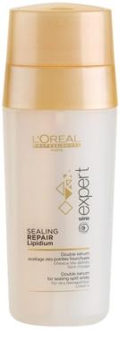 L'Oréal Professionnel Série Expert Absolut Repair Lipidium kettős szérum a töredezett hajvégekre