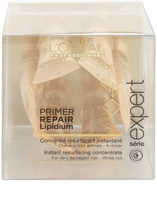 L'Oréal Professionnel Série Expert Absolut Repair Lipidium cuidado concentrado para una regeneración instantánea 3