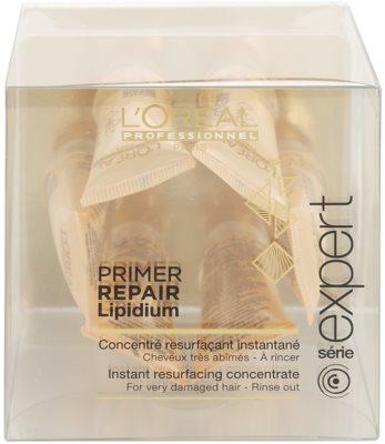 L'Oréal Professionnel Série Expert Absolut Repair Lipidium konzentrierte Pflege für augenblickliche Regeneration 3