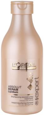 L'Oréal Professionnel Série Expert Absolut Repair Lipidium vyživující šampon pro velmi poškozené vlasy