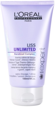 L'Oréal Professionnel Série Expert Liss Unlimited crema alisado para cabello encrespado y rebelde